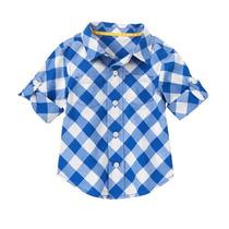 Camisa Xadrez Gymboree Bebe Tamanho 18-24 Meses