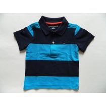 Ref07 - Camisa Polo Tommy Hilfiger Infantil - Tam. 18 Meses