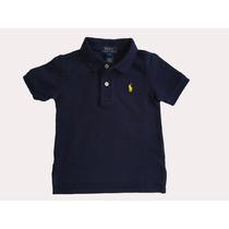 Camisa Infantil Polo Ralph Lauren ** Original** Bebe Azul