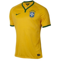 Camisa Futebol Seleção Brasileira Copa 2014 Oficial F Gratis