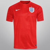 Camisa Nike Seleção Inglaterra I I 2014 - Torcedor