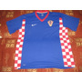Camisa Croacia Nike 2008 2009 Autentica Made Portugal Nova