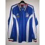 Camisa Seleção Italia Nike Copa 1998 Made Uk Rara Nova
