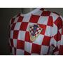 Camisa Croácia #9 Tam G Novíssima