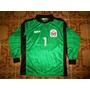Camisa Seleção Butão 2001 Kika Home Goleiro Gk #1 Importada