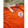 Camisa Seleção Holanda 2008 Muito Nova Tamanho G