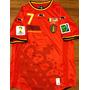 Camisa Bélgica Copa Do Mundo 2014 Vs Estados Unidos Completa