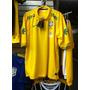 Camisa Seleção Brasileira Amarela Treino 2015
