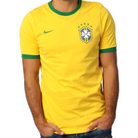 Camisa Futebol Seleção Brasileira - Oficial Nike Torcedor