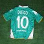 Camisa Original Werder Bremen 2007/2008 Away #10 Diego