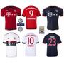 Bayern De Munique 2016 - Robben, Lewandowski, Götze, Vidal