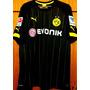 Camisa Do Borussia Dortmund Reus Preta Bundesliga