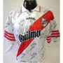 Camisa River Plate Argentina Adidas 1997 Quilmes