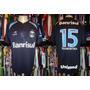 Grêmio - Camisa 2011 Reserva 4º Uniforme De Jogo # 15