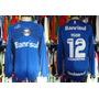 Grêmio - Camisa 2012 Goleiro De Jogo 12 # Ygor