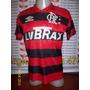 Camisa Flamengo Fla100,prep.pra Jogo N#7 1995