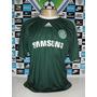 Palmeiras Home Samsung #9 Tam. Gg Original Adidas Nova