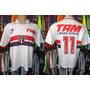 São Paulo 1993-94 Camisa Titular De Jogo Tamanho G #11.