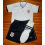 Uniforme Oficial Infantil Corinthians