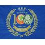 Patch Copa Euroamericana Selo 100 Anos Palestra Itália
