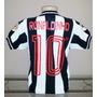 Camisa Retrô Atlético Recopa/ Libertad. Baby Look Ronaldinho