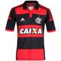 Promoção !!! - Camisa Adidas Flamengo 2014 - Original