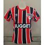 Camisa Retrô São Paulo - 1986-1987 - Nugget - Manto Sagrado
