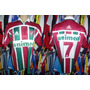 Fluminense 2001 Camisa Titular Tamanho G Número 7.