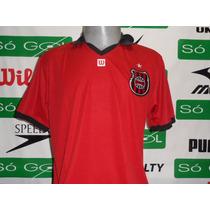 Camisa Brasil De Pelotas Oficial Wilson Modelo 3 Centenário