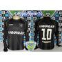 Protótipo Botafogo Preta #10 Tam.m Oficial Kappa Nova