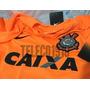 Nova Camisa Corinthians S.c.c.p Laranja Original 2015