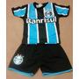 Conjunto Infantil Grêmio De Porto Alegre Tricolor Gaúcho N7¿