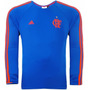 Moletom Flamengo Adidas Jaqueta Oficial Ab9380 Original +nf