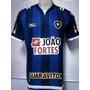 Rara Camisa Botafogo Azul Oficial Fila Unif. Iv - 2011 2012
