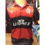 Camisa Flamengo - Lubrax - Pronta Entrega