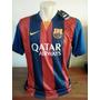 Camisa Do Barcelona Modelo Original 2014/ 2015
