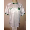 Camisa Palmeiras 2001 #15 Modelo Tampão Rhumell
