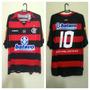 Camisa Flamengo - Melhor No Maior Do Mundo #ronaldinho# - Gg