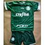 Conjunto Do Infantil Palmeiras 2015 + Frete