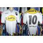Abc De Natal 2001 Camisa Titular Tamanho M Número 10.