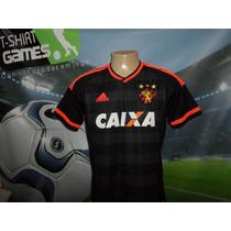 Camisa Do Sport Recife Usada No Pernambucano 2016.