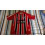 Camisa São Paulo Lg - Rebok 2003 #10