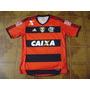 Camisa Flamengo Rubro Negra Numero 7 Tamanho G