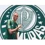 Camisa Palmeiras Alviverde - Frete Grátis. P. Entrega