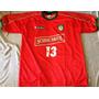 Camisa Portuguesa 2000/01 De Jogo Lotto Rara