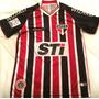 Camisa São Paulo Libertadores 2013 Osvaldo De Jogo