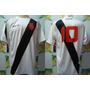 Camisa Oficial Futebol Vasco Reebok # 10 Sublimado 2006/2007