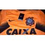 Nova Camisa Corinthians Timão Laranja Terrão Pronta Entrega