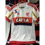 Camisa Flamengo Branca 2015 Modelo Novo