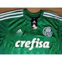 Camiseta Futebol Palmeiras Verde 2015